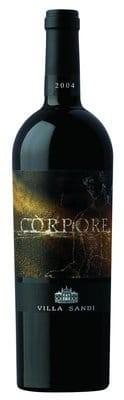 Còrpore Rosso Marca Trevigiana IGT Villa Sandi Wein aus Italien