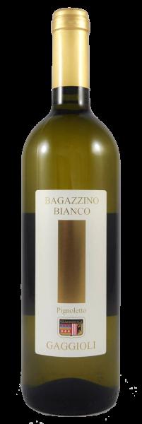 Pignoletto Gaggioli Bagazzino Bianco Wein Italien
