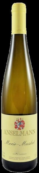 Anselmann Morio Muskat Weißwein lieblich
