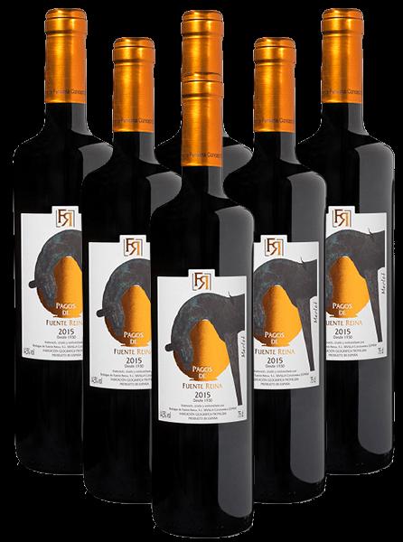 Pagos de Fuente Reina Merlot Tinto Wein Die Bodega
