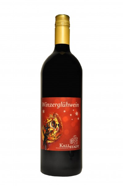 Kallstadt Winzerglühwein Pfalz Liter