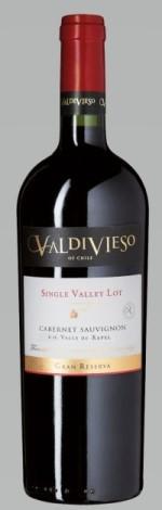 Valdivieso Cabernet Sauvignon Single Valley Lot Gran Reserva Chile