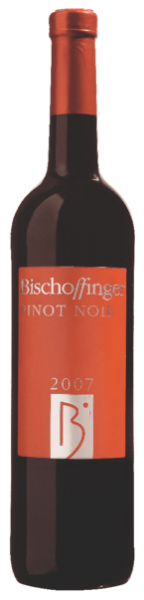 Pinot Noir Rotwein trocken Bischoffinger Baden Die Bodega