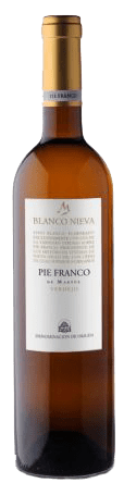 Blanco Nieva Pie Franco Wein Rueda Spanien