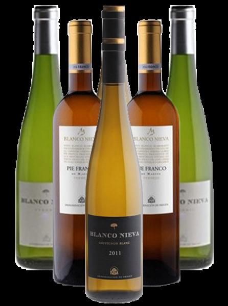 Nieva Rueda Blancos 6er Weinpaket