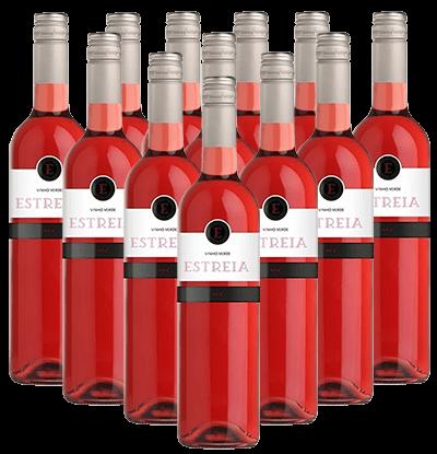 Estreia Rosé Vinho Verde Viniverde Portugal 12er Angebot