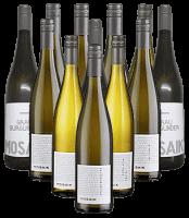 Dr. Koehler Weißwein Probierpaket Mosaik Rheinhessen 12er Angebot