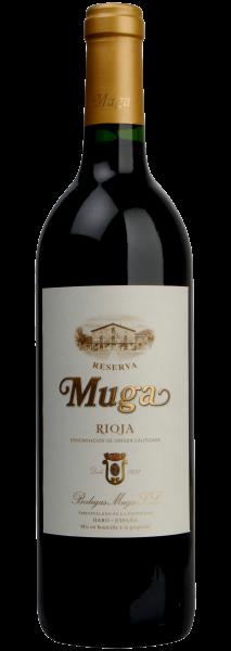 Muga Reserva Tinto Rioja Spanien