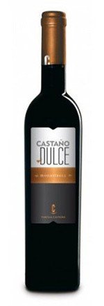 Castaño Monastrell Dulce 0.5 ltr Süßwein Yecla Spanien Die Bodeg