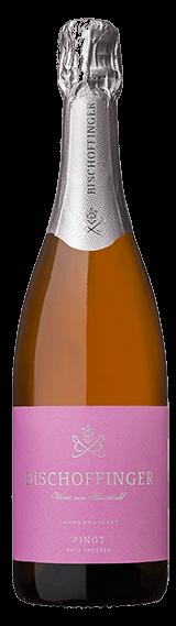 Bischoffinger Pinot Rosé Sekt trocken Kaiserstuhl Baden