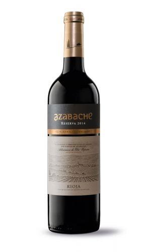 Azabache Reserva Tinto Aldeanueva Rioja Spanien