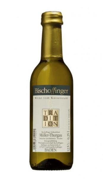Bischoffinger Müller-Thurgau trocken Kaiserstuhl 0,25 l