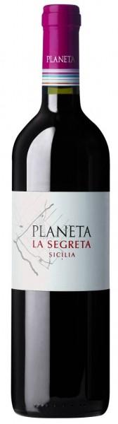 Planeta La Segreta Rosso Sicilia DOC 2018 Italien