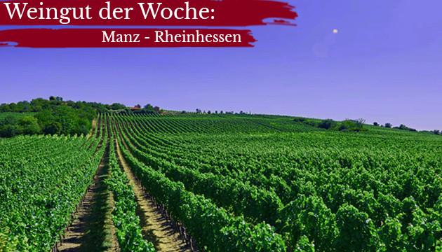 Weingut der Woche: Manz - Rheinhessen