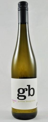 Thomas Hensel Grauer Burgunder Wein Aufwind Pfalz