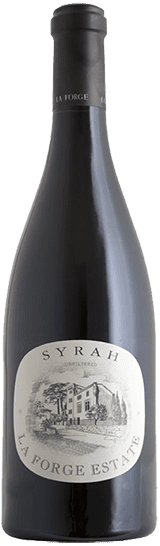 La Forge Estate Syrah Rouge IGP Rotwein Frankreich