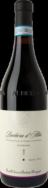 Weingut Fratelli Borgogno Barbera Rotwein aus Italien