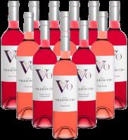Valleoscuro VO Rosado Probierpaket Otero 12er Angebot