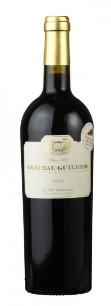 Chateau Guilhem Malepere Rouge Prestige AOP 2015 Frankreich
