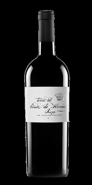 Torre del Conde de Hervias Rioja Tinto Rotwein Spanien Die Bodeg