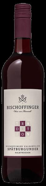 Bischoffinger Spätburgunder Rotwein halbtrocken TD Baden