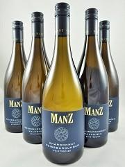 Manz Weißwein Paket Barrique 6er Angebot Rheinhessen