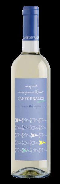 Canforrales Ecologico Blanco La Mancha 2019 Spanien Bio