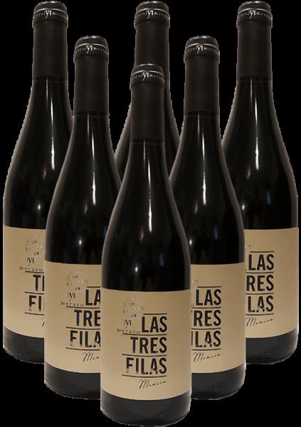 Merayo Las Tres Filas Mencia Spanien 6er Angebot