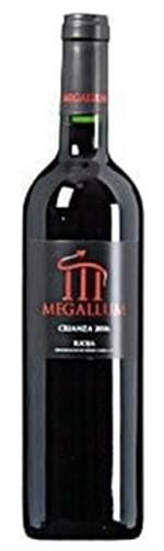 Rioja Crianza Megallum Tinto Tempranillo Wein Spanien Die Bodega