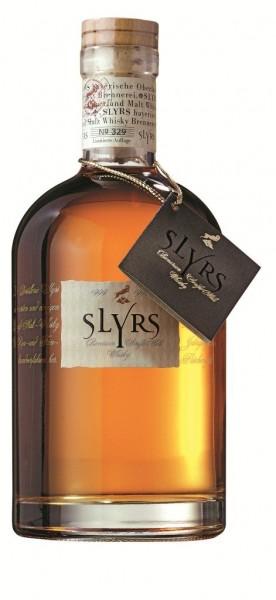 Slyrs Whisky Bavarian Single Malt Lantenhammer Bayern