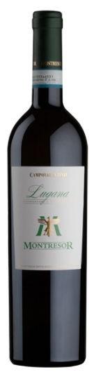 Montresor Lugana Weißwein Campo Valentino Bianco DOC