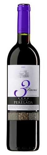 3 Fincas Crianza Mediterraneo Perelada Wein Spanien Die Bodega