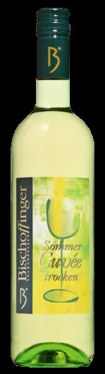 Bischoffinger Sommer Cuvee Weißwein trocken Kaiserstuhl Baden