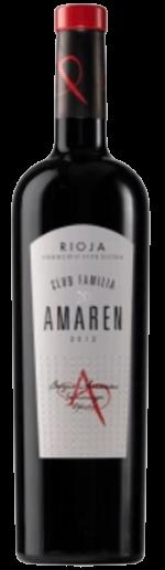Bodegas Amaren Club Familia 20 Rioja Spanine