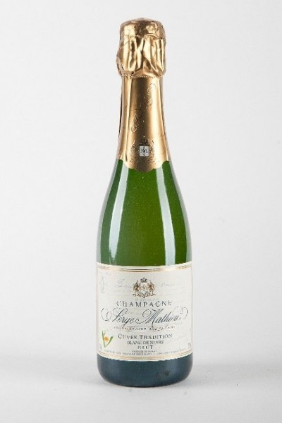 Serge Mathieu Tradition Brut Champagner Frankreich 0.375 l