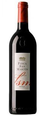 Finca San Martín Crianza Tinto Rioja Spanien
