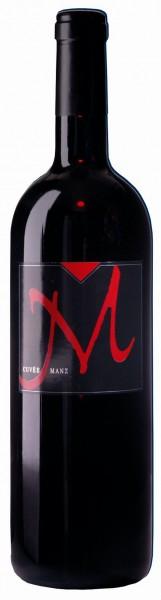 Manz Cuvee M Rotwein trocken aus Rheinhessen
