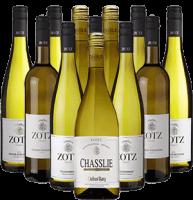Julius Zotz Markgräfler Weißweine trocken Baden 12er Angebot
