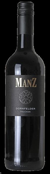 Manz Dornfelder Rotwein trocken QbA Rheinhessen