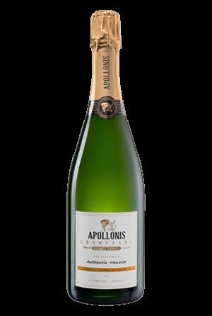 Michel Loriot Champagner Authentic Meunier Brut