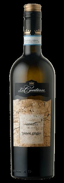 Le Contesse Pinot Grigio Bianco Wein aus Italien Die Bodega online