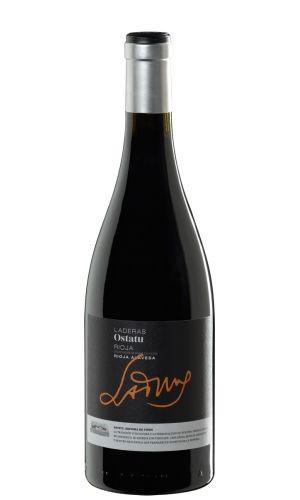 Laderas de Ostatu Rioja Tinto Spanien Rotwein