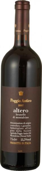 Altero Poggio Antico Brunello di Montalcino Wein Italien