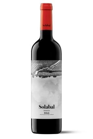 Solabal Crianza Rotwein aus Rioja in Spanien