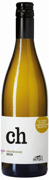 Thomas Hensel Chardonnay Aufwind trocken Pfalz