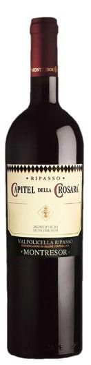 Montresor Valpolicella Classico Ripasso Rosso DOC Italien