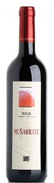 Muñarrate de Solabal Rioja Tinto 2012 Spanien