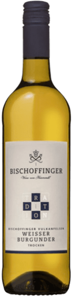 Bischoffinger Weißer Burgunder trocken Tradition Kaiserstuhl Baden