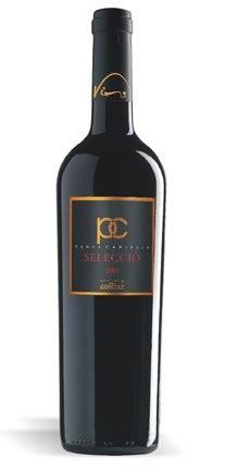 Penya Cadiella Tinto Seleccio Vins del Comtat Wein aus Spanien