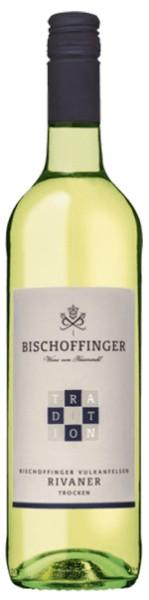 Bischoffinger Rivaner trocken Tradition Kaiserstuhl Baden